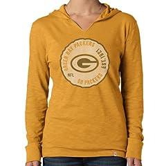 NFL Green Bay Packers Ladies Primetime Hoodie by