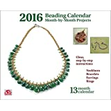 2016 Beading Calendar - Month-by-Month Projects