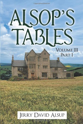 Alsop's Tables: Volume III Part I: 3