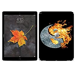 Theskinmantra Shaolin sign 2 SKIN/STICKER/VINYL for Apple Ipad Pro Tablet 12.9 inch