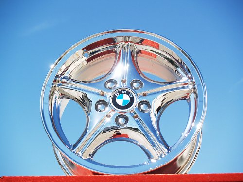 BMW Z3Style 35: Set of 4 genuine factory 16inch
