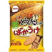 栗山米菓 ばかうけ焼とうもろこし味 18枚×12袋