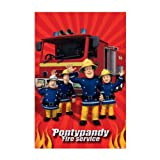 Fireman Sam Birthday Party Loot Bags x 8