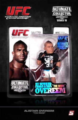 アリスター オーフレイム フィギュア UFC Ultimate Collector Series 10 Limited Edition Alistair Overeem Numbered to 1,500 並行輸入品
