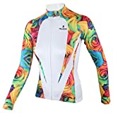 Paladin Women's Long Sleeve Special Cycling Jersey WJ0126