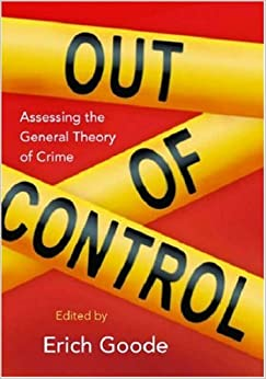 self control theory of crime essays