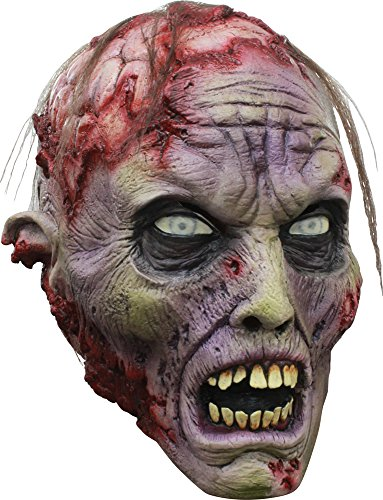 Brains Zombie Halloween Mask