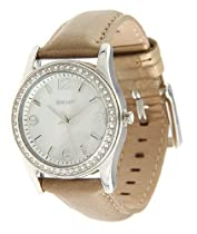 DKNY Glitz Brown Watch NY8481