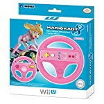 HORI Mario Kart 8 Racing Wheel, Peach