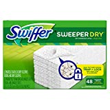 swiffer sweeper dry sweeping cloth refills 48 count