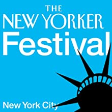 The Incredible: A Conversation Between George Saunders and Jonathan Safran Foer Speech by The New Yorker Narrated by George Saunders, Jonathan Safran Foer