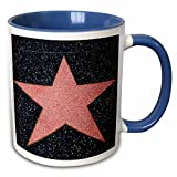 Los Angeles, Hollywood, blank star on Hollywood Walk of Fame Mug is available in both 11 oz and 15 oz. Why drink out of an ordinary mug when a custom printed mug is so much cooler? This ceramic mug is lead free, microwave safe and FDA approve...