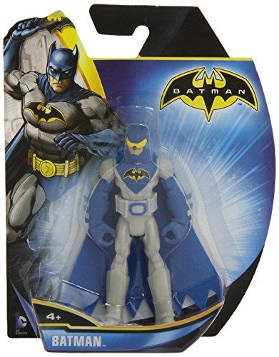 Batman Action Figure Light Blue Toy Character Figure