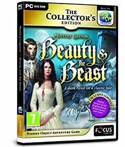 Mystery Legends: Beauty and the Beast - The Collector's Edition (PC DVD)