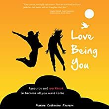 Love Being You (       UNABRIDGED) by Marina Pearson Narrated by Linda Ritchie