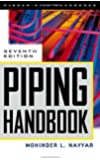 Piping Handbook (McGraw-Hill Handbooks)