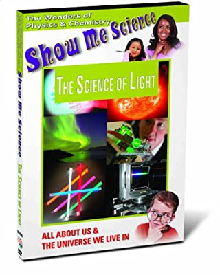 Show Me Science DVD: The Science of Light by Etacuisenaire