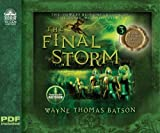 img - for The Final Storm: The Door Within Trilogy - Book Three by Batson, Wayne Thomas (2011) Audio CD book / textbook / text book