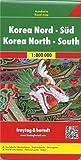 Corea del norte y del sur, escala 1:1.800.000. Freytag & Berndt.