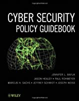 Cyber Security Policy Guidebook Front Cover