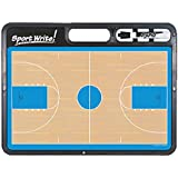 BSN Write Basketball Dry Erase Board (with half-court feature)