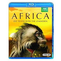 Africa (2012/BBC/Blu-ray)