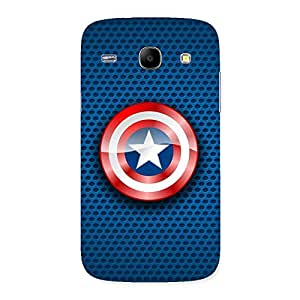 Gorgeous Center Child Back Case Cover for Galaxy Core