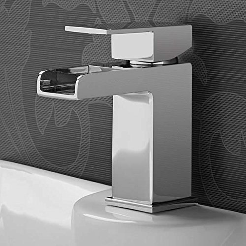 Quadra Waterfall Basin Mixer Tap