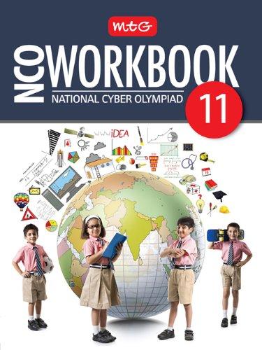 MTG National Cyber Olympiad (NCO) Work Book - Class 11