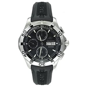 TAG HEUER AQUARACER AUTOMATIC MENS WATCH CAF2010.FT8011