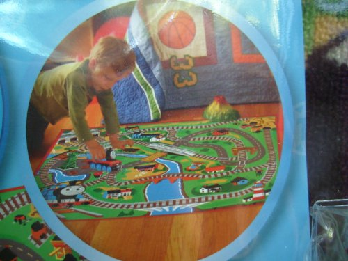 Official Merchandise Thomas The Train Bedroom Rug Kid