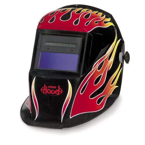 14008ca29a1f2 Hobart 770450 XVS Series Welding Helmet 3-D Flame - Pasamboxin