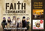 img - for Faith Commander Church-Wide Curriculum Kit: Living Five Values from the Parables of Jesus book / textbook / text book