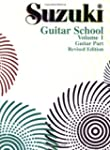 Suzuki Guitar School, Vol 1: Guitar Part