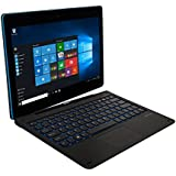 "11.6"" Nextbook-Touchscreen Intel Quad Core 2/64GB Bluetooth Webcam Wi-Fi HDMI Windows10 Tablet Laptop Combo"