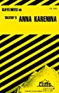 CliffsNotes on Tolstoy's Anna Karenina