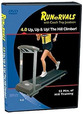 Spinervals Runervals 4.0 Up, Up, and Up! Hill Climber DVD