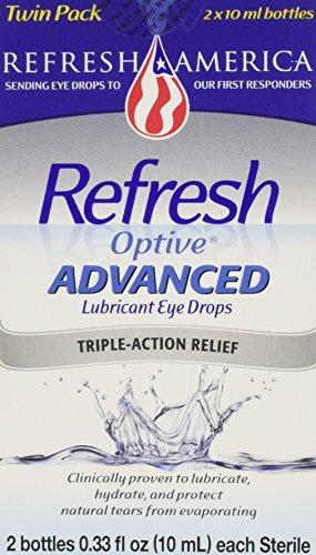 Refresh Optive Advanced, 0.66 Fluid Ounce (Refresh Optive Preservative Free compare prices)