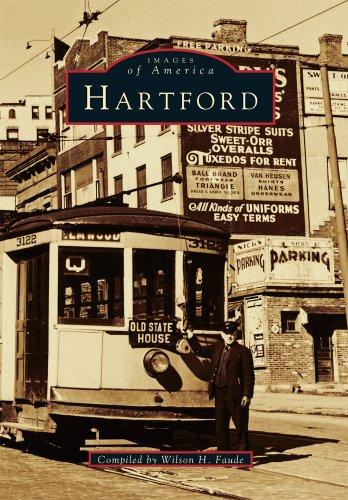 Hartford (Ct) (Images Of America)