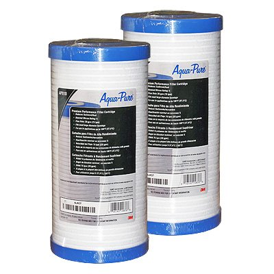 Find Discount Aqua-Pure AP810 Replacement Cartridge for Large Diameter Housings