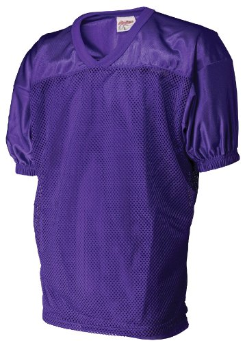 Rawlings Men's Fj9204 Football Jersey (Purple, XX-Large)