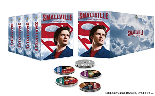 【Amazon.co.jp先行販売】SMALLVILLE/ヤング・スーパーマン <シーズン1-10> DVD全巻セット(94枚組)