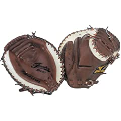Buy Mizuno Franchise GXC93 Catcher's Mitt (33.5-Inch) by Mizuno