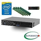 Supermicro SYS-E300-8D Intel Xeon D