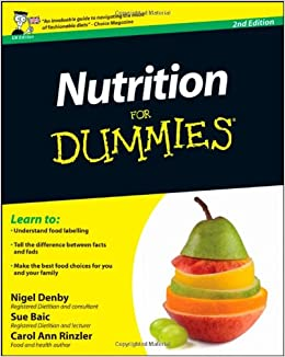nutrition for dummies Find great deals on ebay for nutrition for dummies and nutrition book shop with confidence.