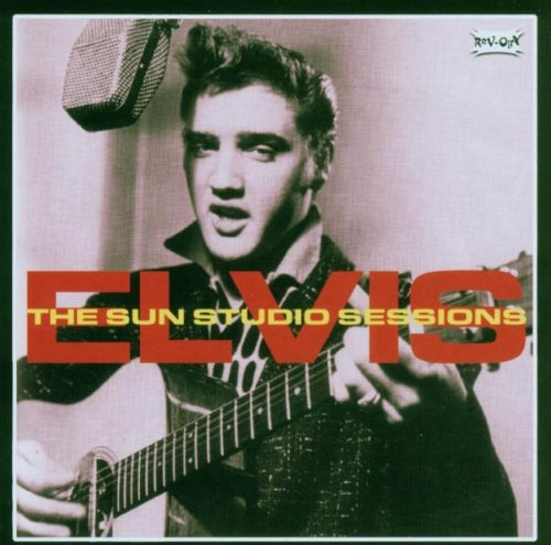 The sun studio sessions artwork
