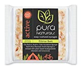 Pura Naturals Soap Infused Sponges - Citrus Zest