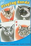 Playing Cards - Caricature Cats - TACT40832