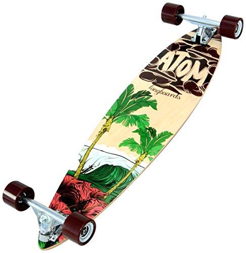 Atom Surf - Longboard Pintail completa da 34 B00RK8KSVQOdsanArt - Quadro post impressionista Liverpool da Wapping di John Atkinson stampa di alta qualità su tela dimensioni: 46 x 5 x 5 cm