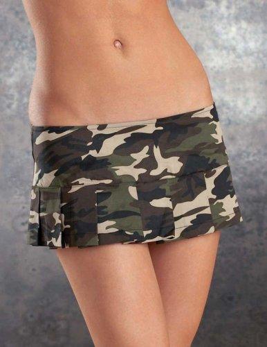 Womens Camo Skirt
